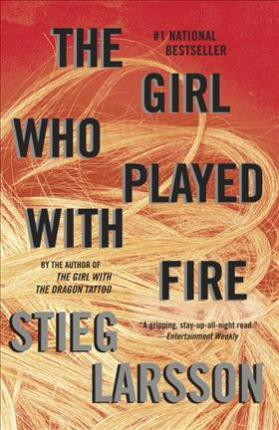 The Girl Who Played With Fire (HC)