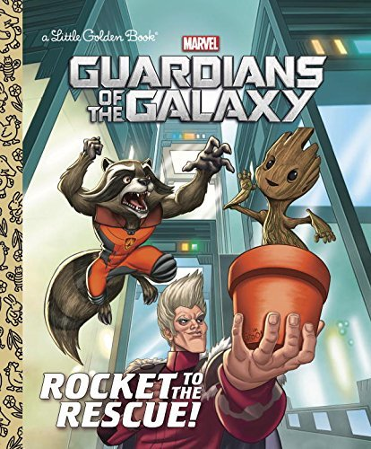 Guardians of the Galaxy: Rocket to the Rescue