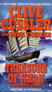 Treasure of Khan - A Dirk Pitt Novel