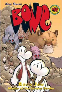 Bone: Rock Jaw, Master of the Eastern Border (Book 5)