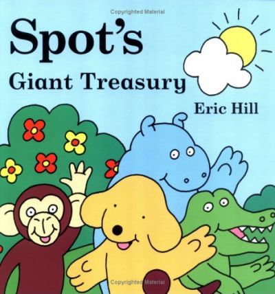 Spot's Giant Treasury