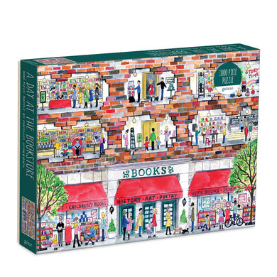 A Day At The Bookstore 1000 pc Puzzle