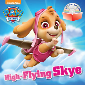 High-Flying Skye (book with CD)