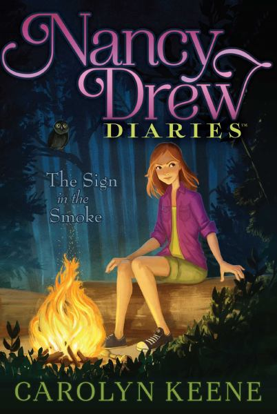 Nancy Drew Diaries #12: The Sign in the Smoke
