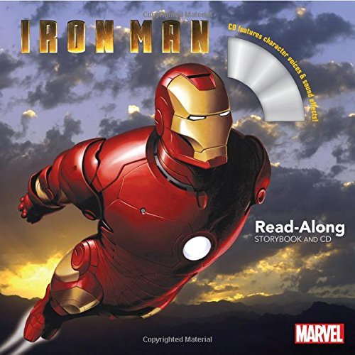 Iron Man (Book & CD)