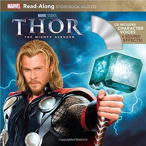 Thor: the Mighty Avenger (Book & CD)