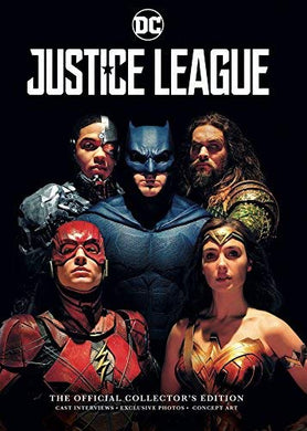 Justice League: Official Collector's Edition
