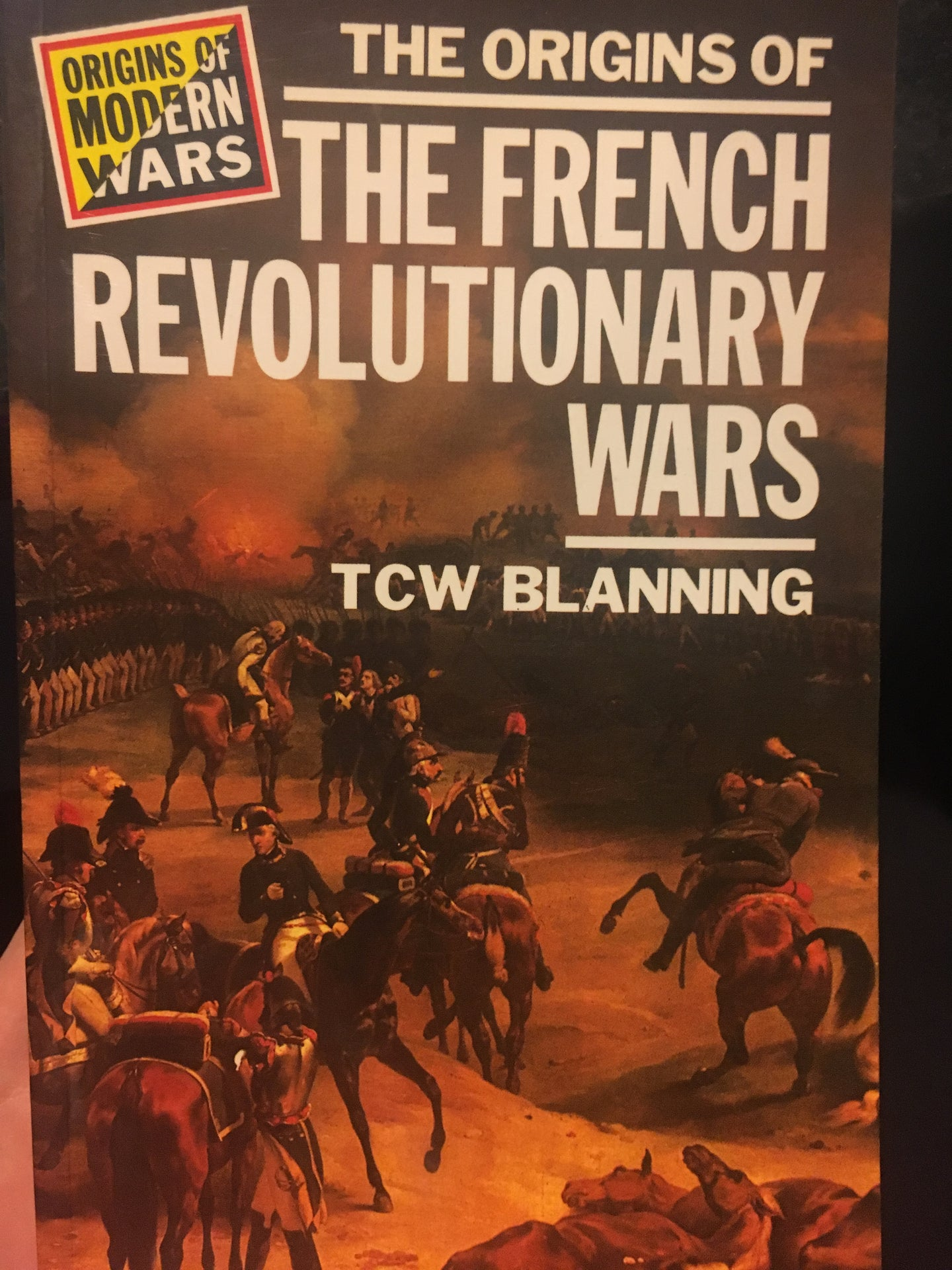 The Origins of The French Revoluntionary Wars