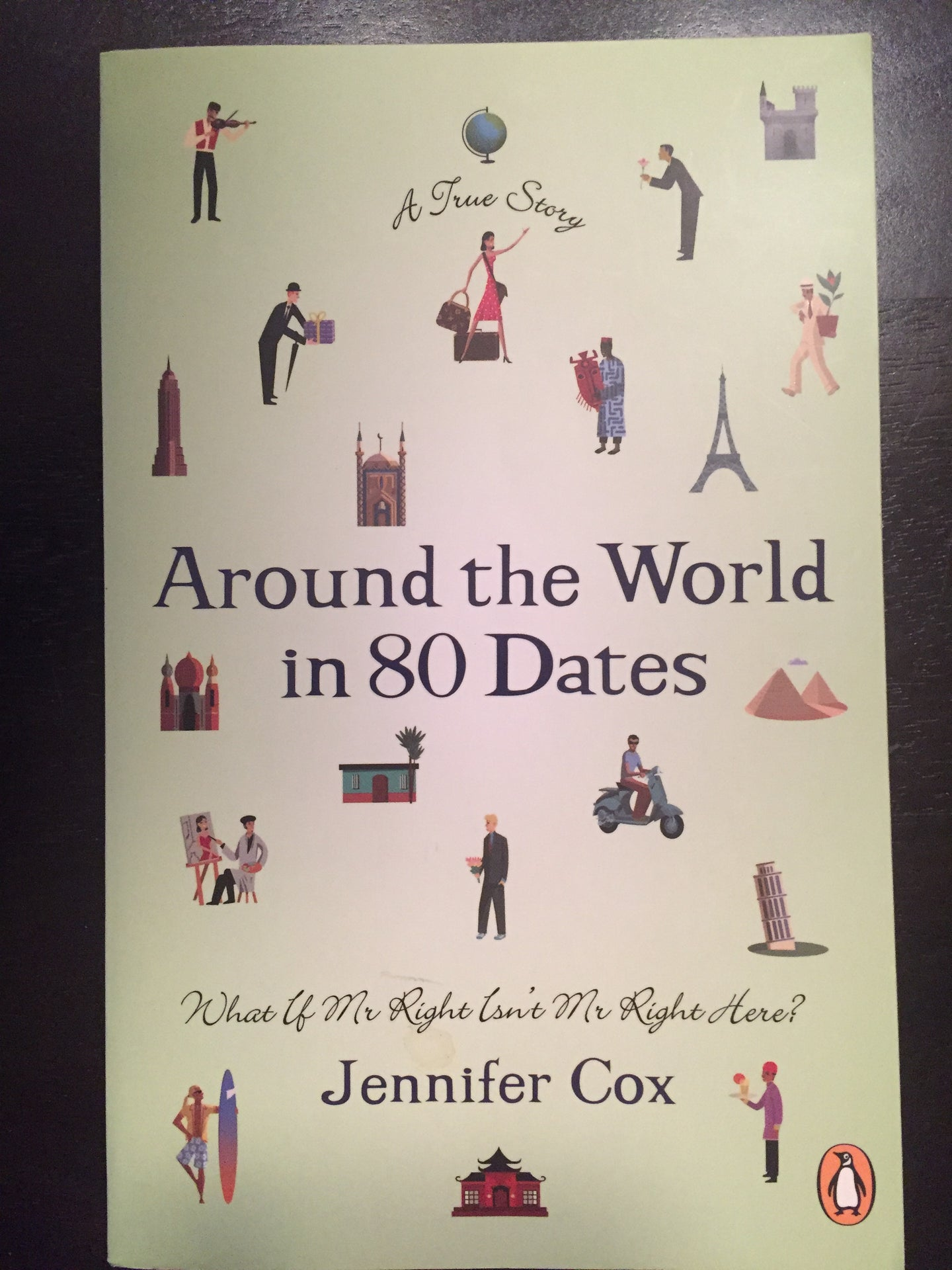 Around the World in Eighty Dates