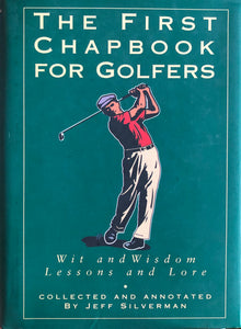 The First Chapbook for Golfers