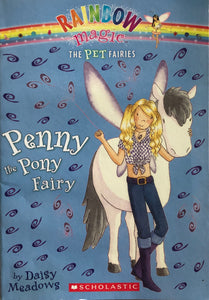 The Pet Fairies #7: Penny the Pony Fairy