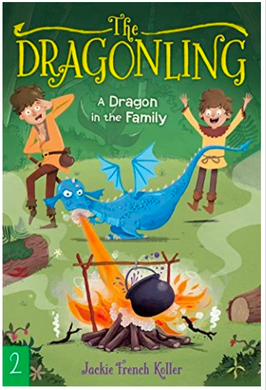 A Deragon in the Family (The Dragonling, Bk. 2)