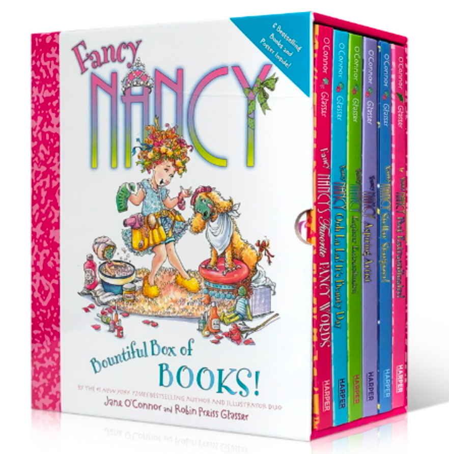 Fancy Nancy Bountiful Box of Books!