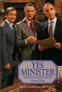 Yes, Minister: Vol. 3