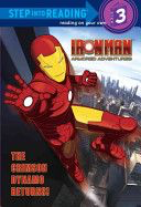 The Crimson Dynamo Returns! (Step into Reading 3)