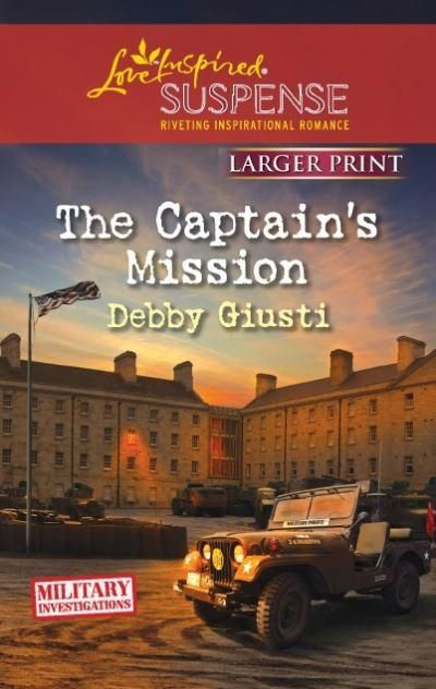 The Captain's Mission - Large Print