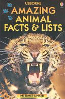 Amazing Animal Facts & Lists