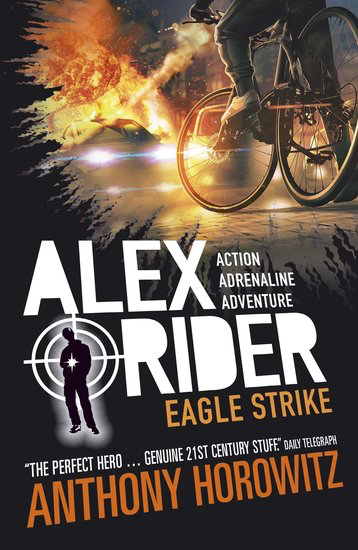 Alex Rider #4: Eagle Strike
