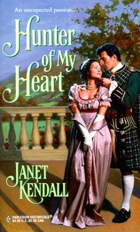 Hunter Of My Heart (Harlequin Historical, No. 460)