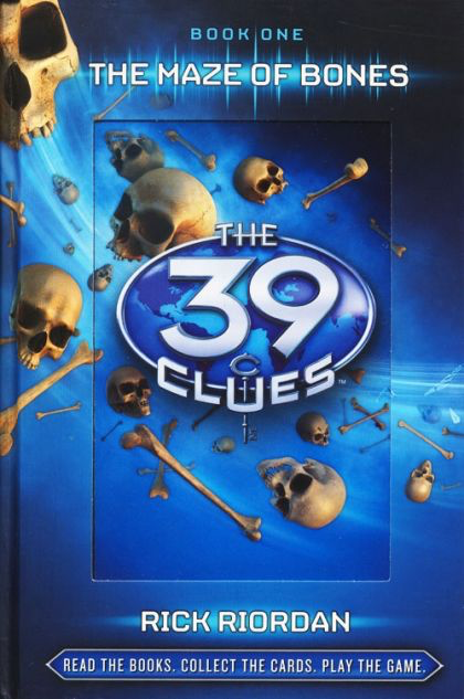 The Maze of Bones: The 39 Clues Book #1