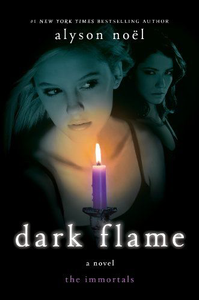 Dark Flame (The Immortals Series)
