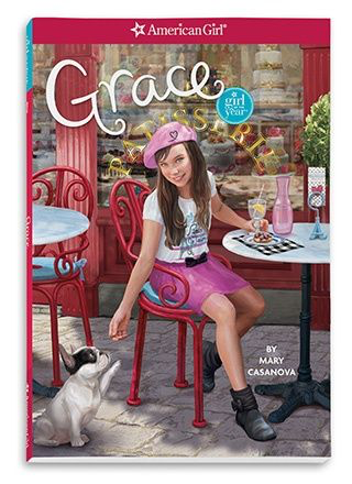 Grace: American Girl of the Year Series #1