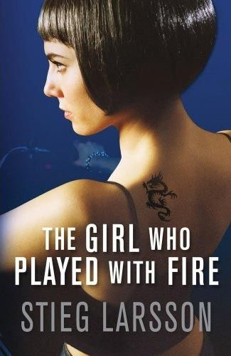 The Girl Who Played With Fire (PB)