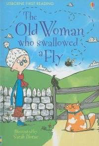 The Old Woman Who Swallowed a Fly - Usborne First Reading