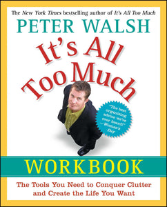 It's All Too Much - Workbook