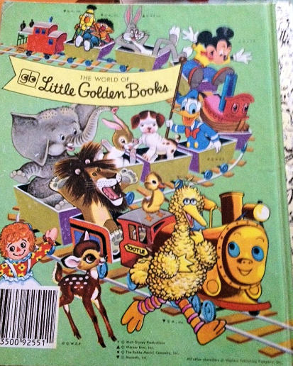 *GOLDEN BOOKS 1.99