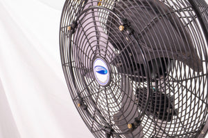 360 Degree Tilt Fan