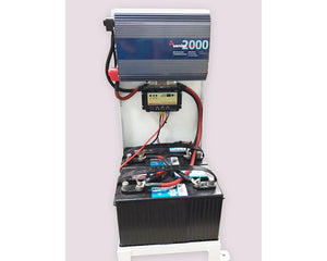 12v DC to 120v AC – Inverter Kit