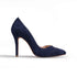 The Julie Pumps - Navy
