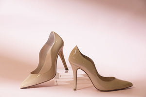 The Oleah Classic Pumps - Nude