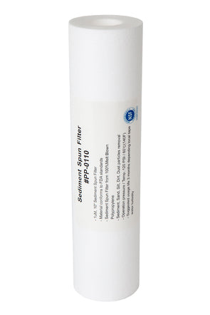 "10"" x 2.5 - 1uM Sediment Filter Cartridge"
