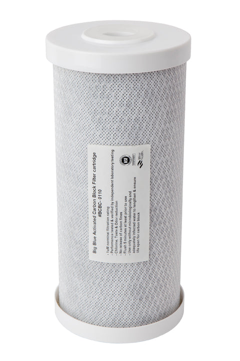 "10"" x 4.5 - 1uM Carbon Filter Cartridge - Aqua Max Water Filters"