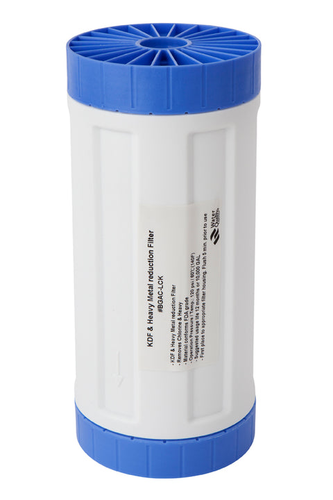 KDF Heavy Metal Filter - Aqua Max Water Filters