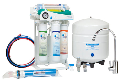 Reverse Osmosis 8 Stage Alkaline System