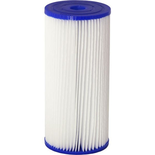 "10"" x 4.5 - 20uM Sediment Pleated Filter Cartridge - Aqua Max Water Filters"