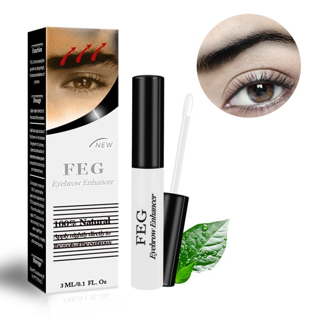 0ac85ca2127 ... Load image into Gallery viewer, 100pcs Original FEG Eyelash Serum  Powerful Eyelash Enhancer Herbal Lash
