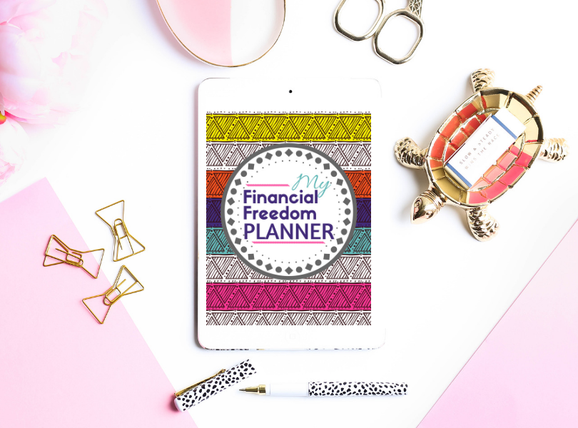 The Financial Freedom Planner