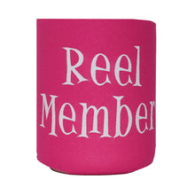 Load image into Gallery viewer, Reel Member Koozie