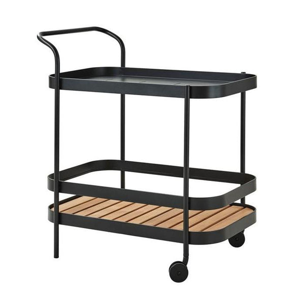 Roll bar trolley