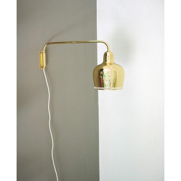 "A330s ""Golden Bell"" Wall lamp"