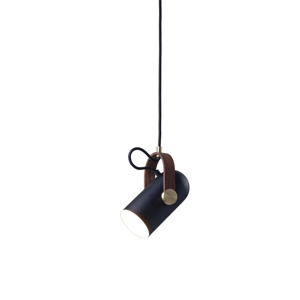 160 Carronade pendant lamp - Black