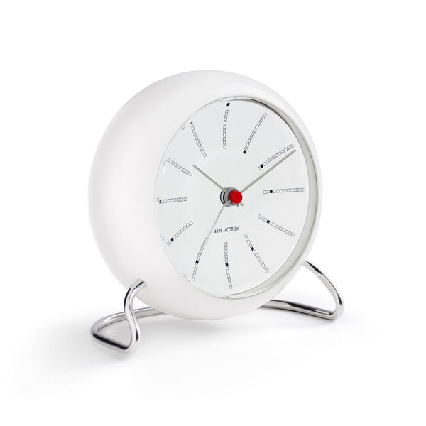 AJ Table Clock Bankers with alarm