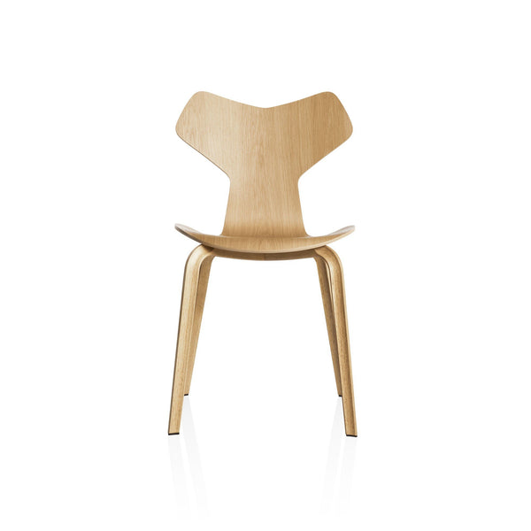 Grand Prix™ chair, wooden legs - Quickship
