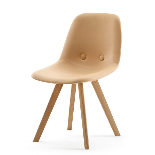 EJ 2 Eyes Wood chair