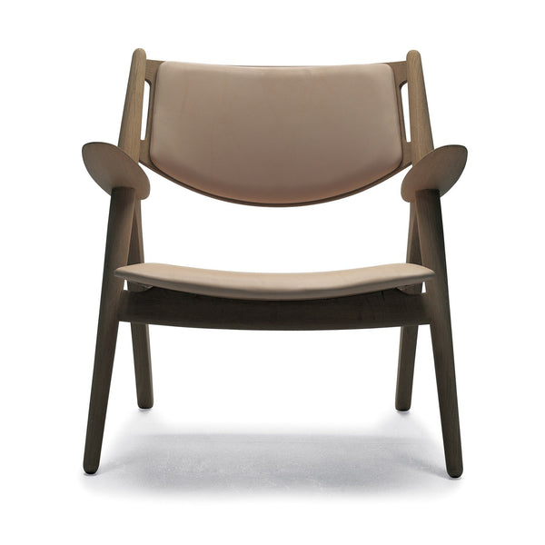 CH28 upholstered chair