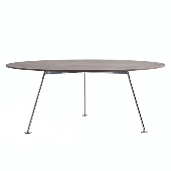 Grasshopper round dining table